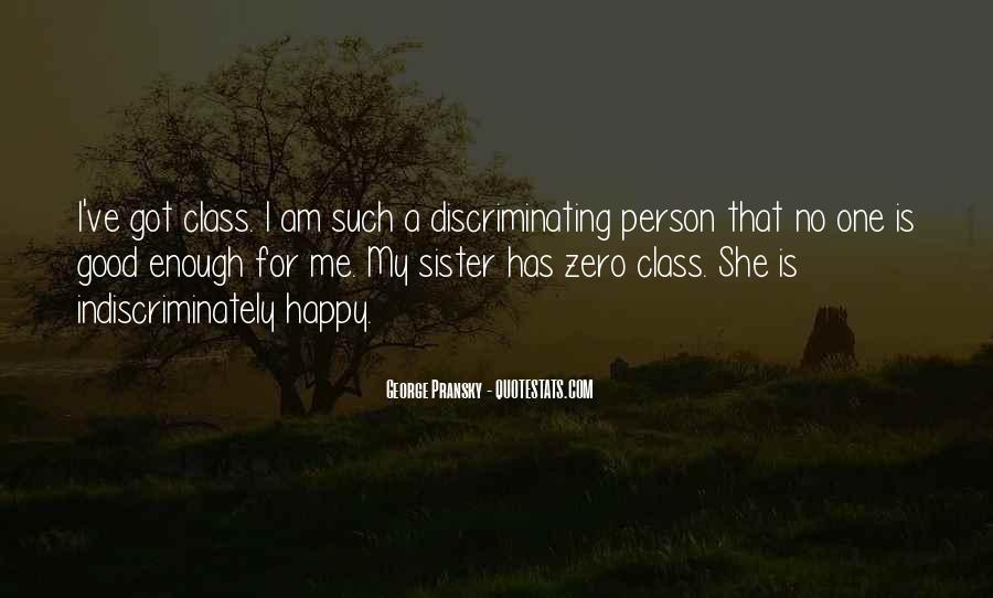 She Is My Sister Quotes #1056362
