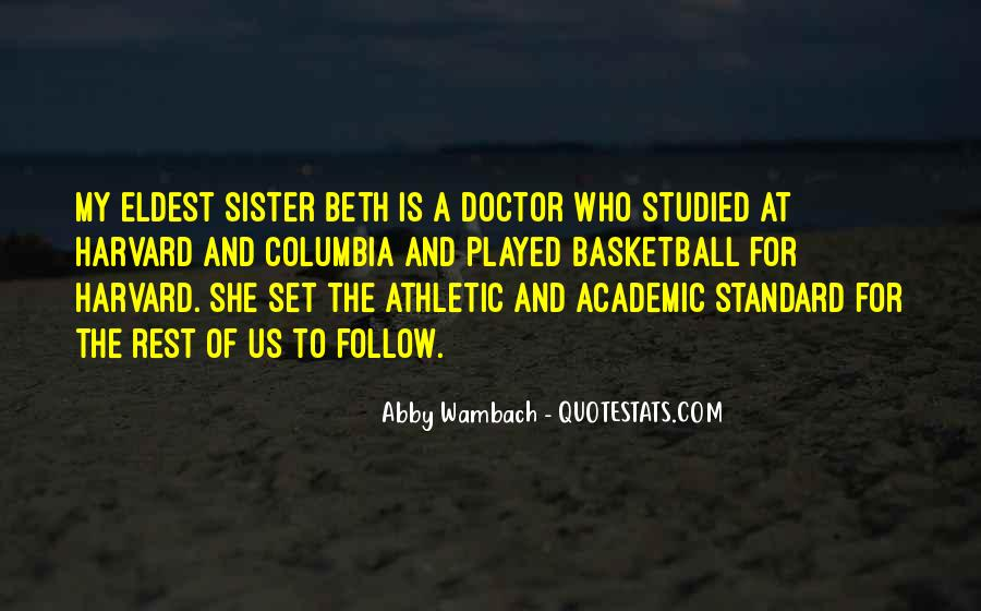 She Is My Sister Quotes #123743