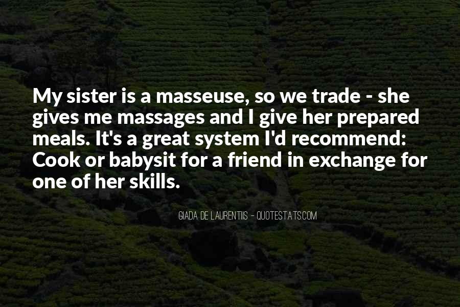 She Is My Sister Quotes #166322