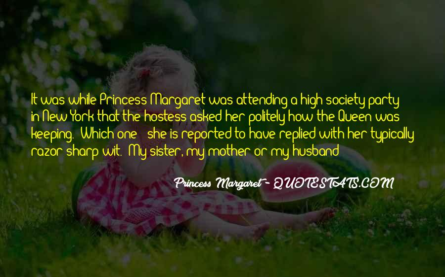 She Is My Sister Quotes #259339