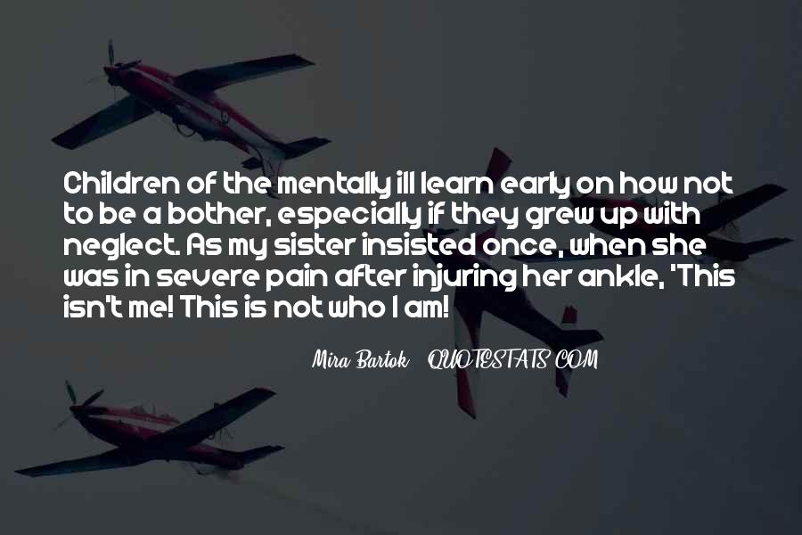 She Is My Sister Quotes #901508