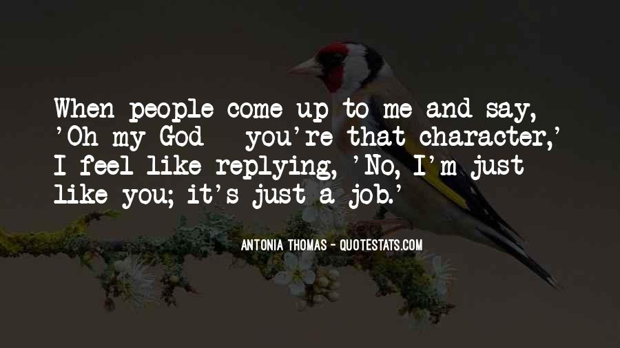 About replying not quotes someone 155 Quotes
