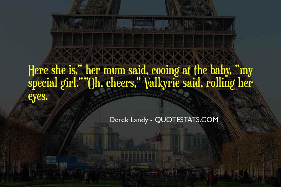 She Is Special Quotes #1386376