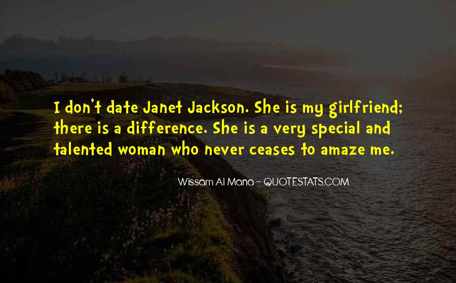 She Is Special Quotes #1466902