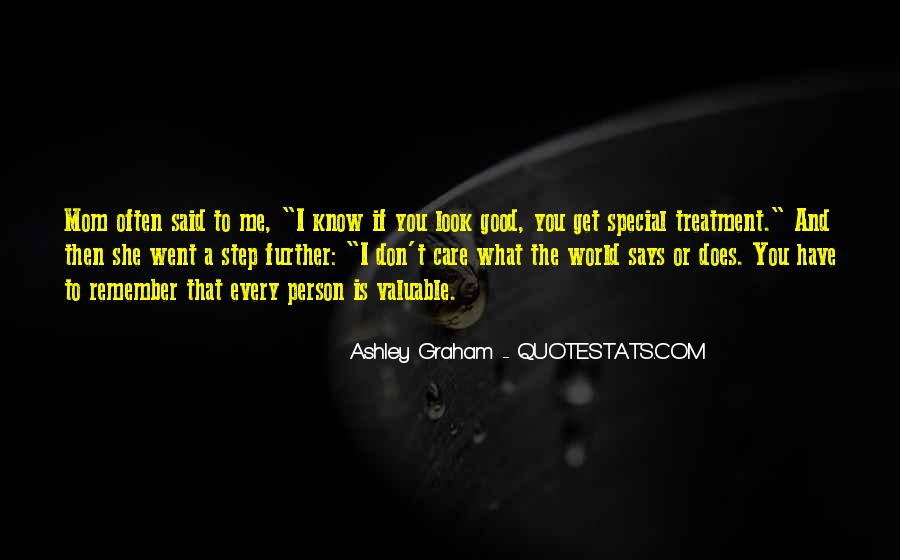 She Is Special Quotes #1501572