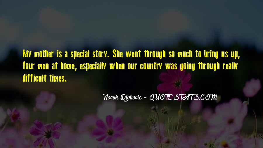 She Is Special Quotes #1670748