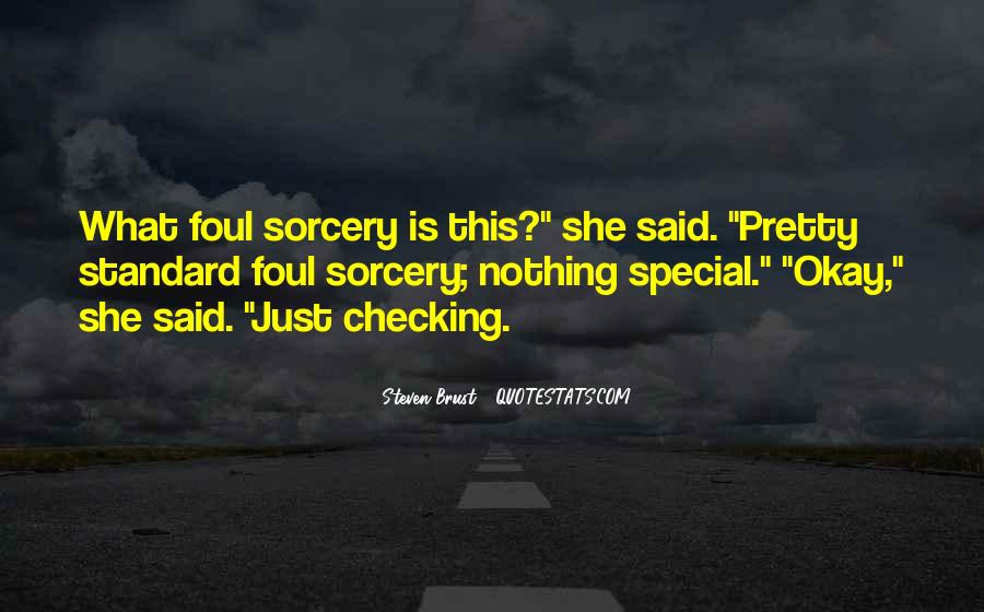 She Is Special Quotes #1693082