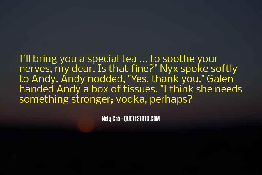 She Is Special Quotes #1825966