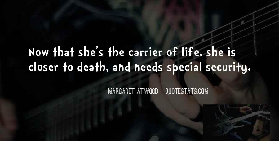 She Is Special Quotes #200813