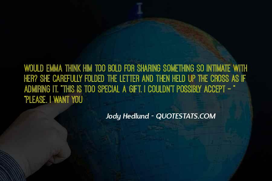 She Is Special Quotes #328130