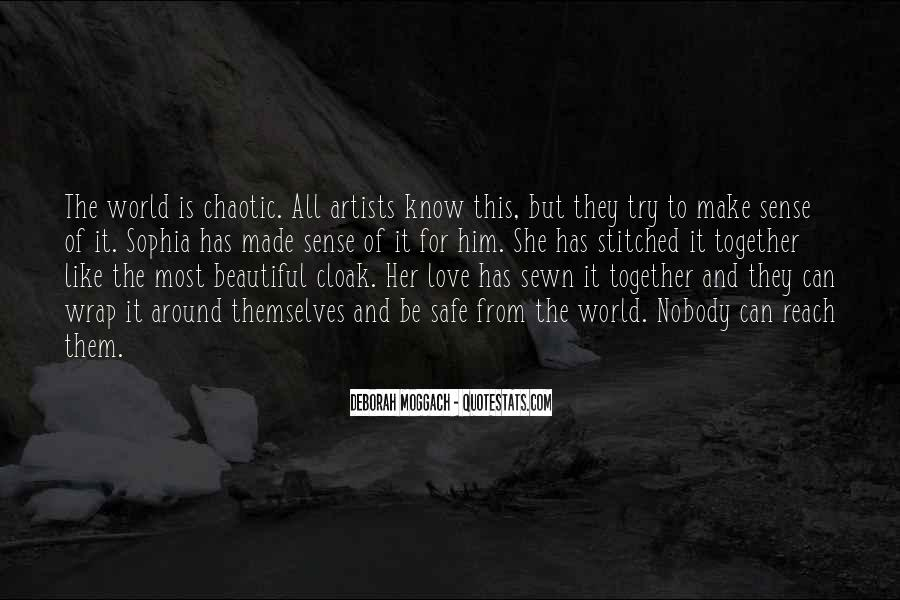 She Is The Most Beautiful Quotes #33855