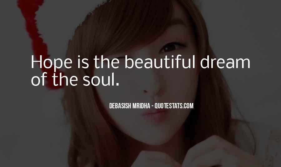 She Is The Most Beautiful Quotes #5007