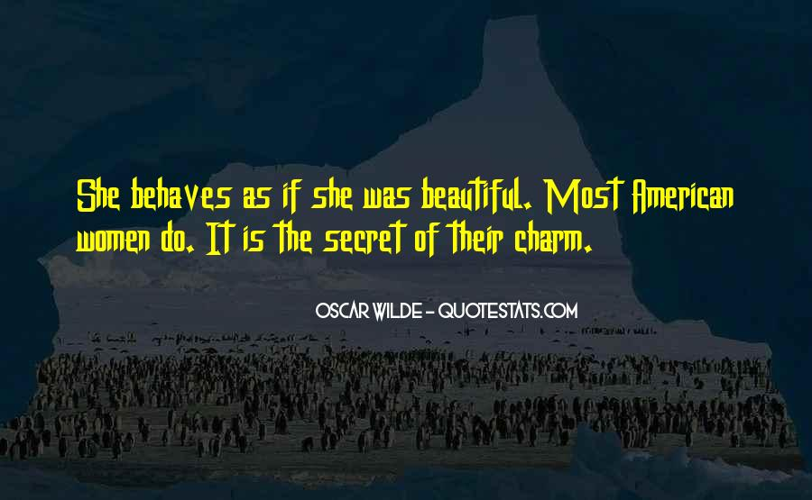 She Is The Most Beautiful Quotes #881850