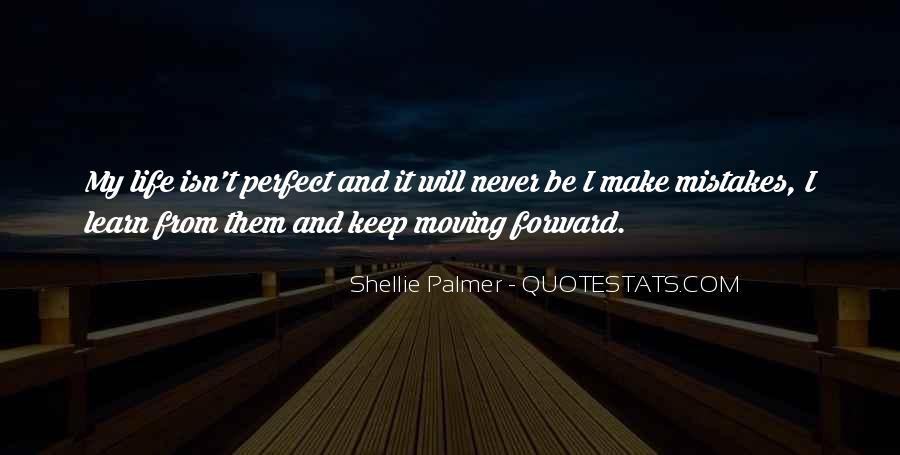 She Isn't Perfect Quotes #172803
