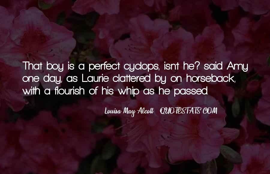 She Isn't Perfect Quotes #249383