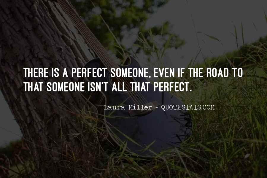 She Isn't Perfect Quotes #309781