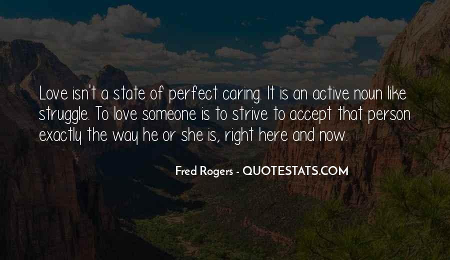 She Isn't Perfect Quotes #635315