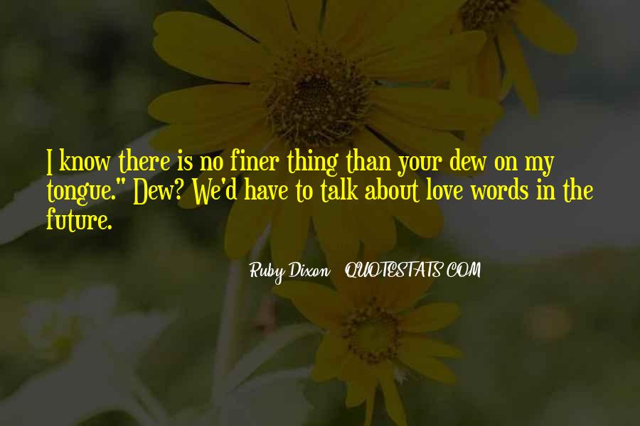 Quotes About Ruby #281746