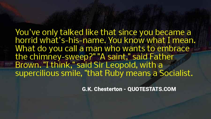 Quotes About Ruby #33752