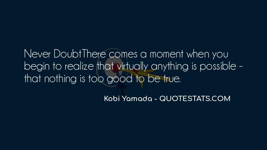 She Kobi Yamada Quotes #435130