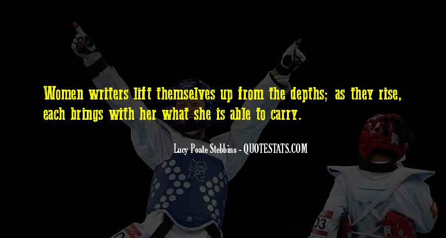She Lifts Quotes #268987
