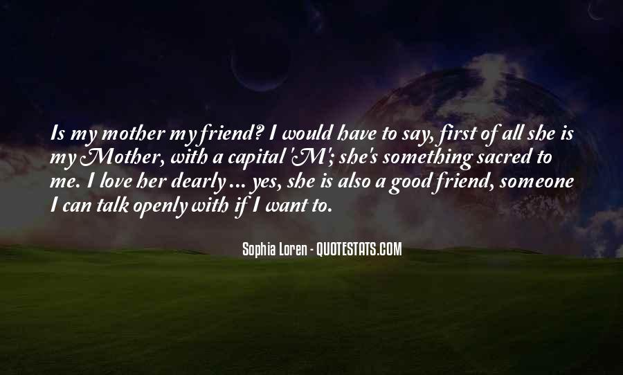 She Love Me Quotes #135653