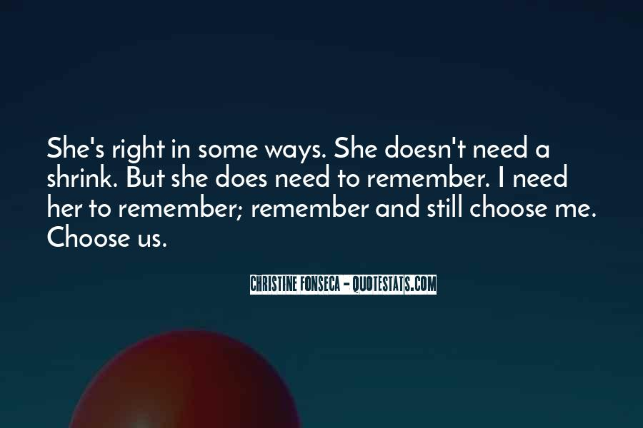 She Love Me Quotes #138889