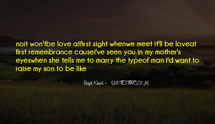 She Love Me Quotes #16956