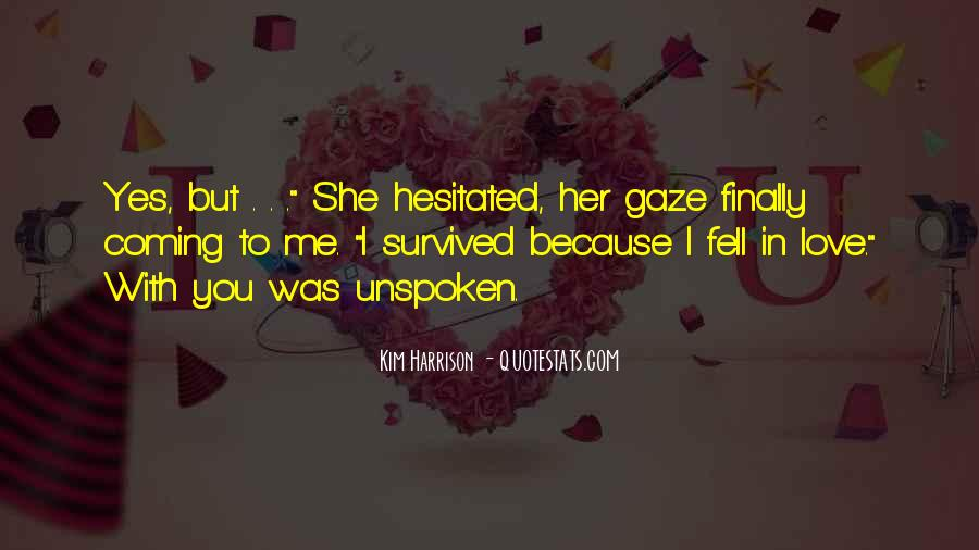 She Love Me Quotes #31302