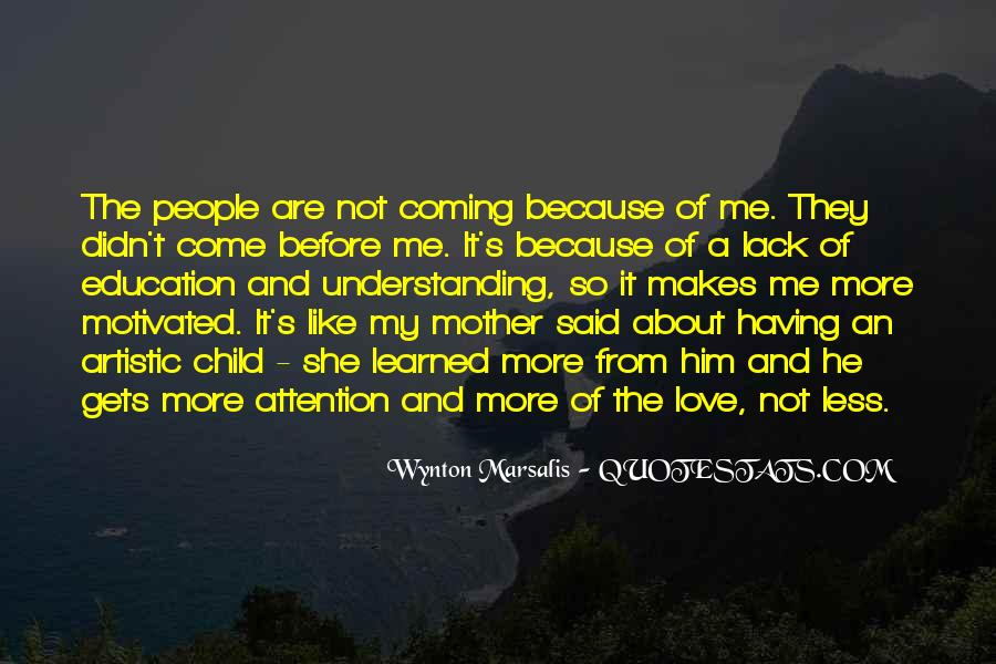She Love Me Quotes #33782