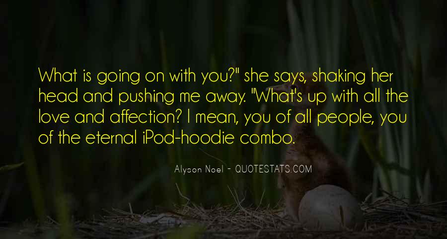 She Love Me Quotes #46634