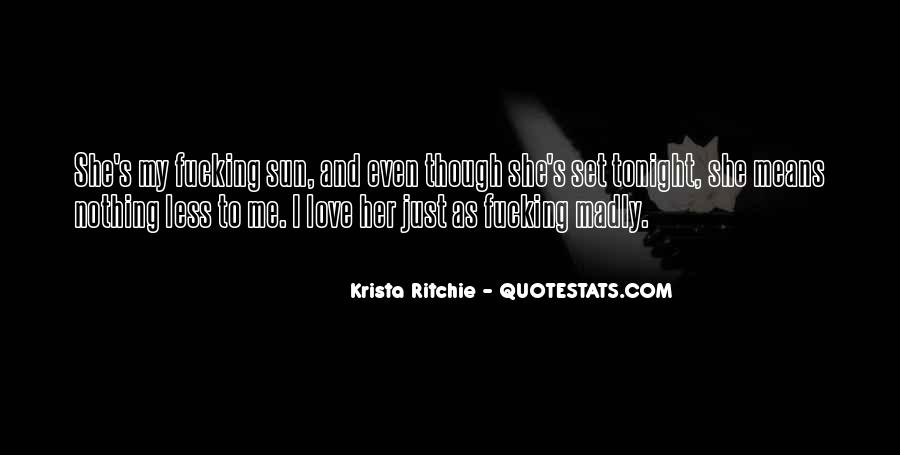 She Love Me Quotes #67219