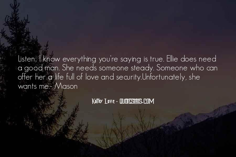 She Love Me Quotes #69673