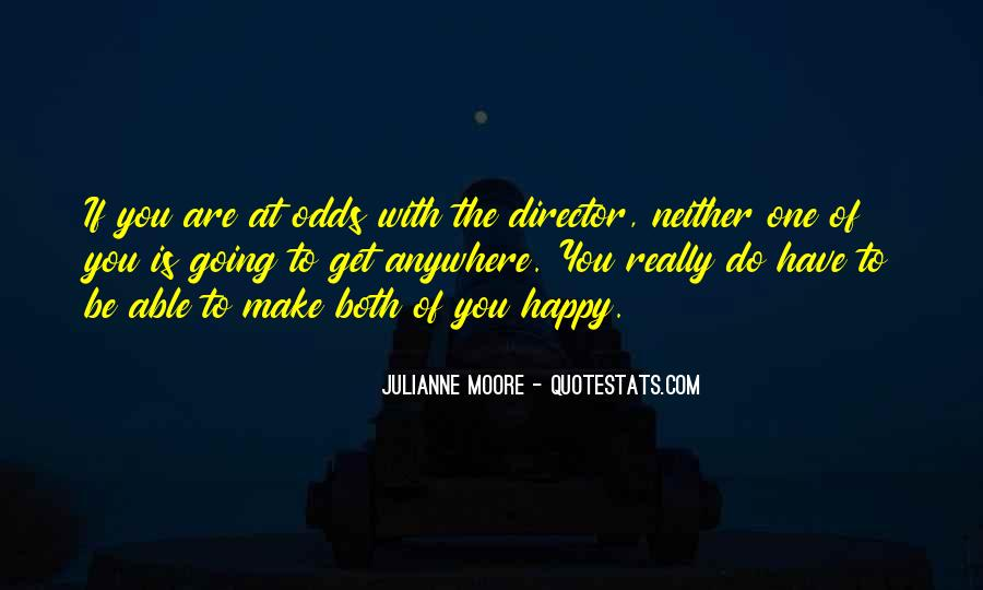 She Make Me Happy Quotes #13565