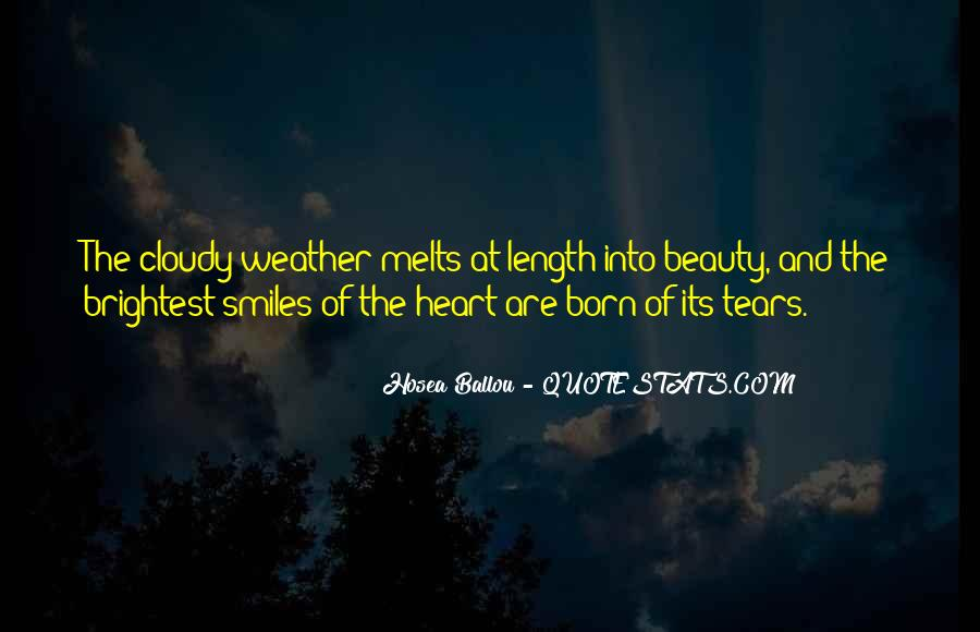 She Melts My Heart Quotes #1662464