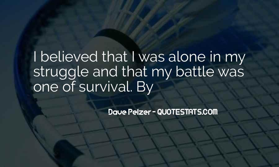 Quotes About Dave Pelzer #1349095