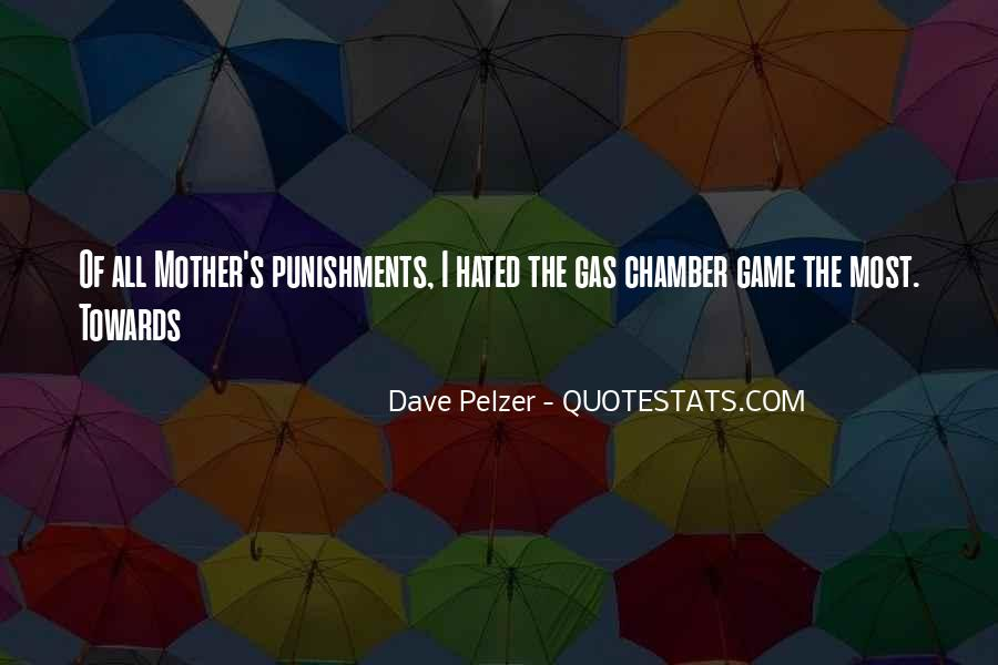 Quotes About Dave Pelzer #1672125