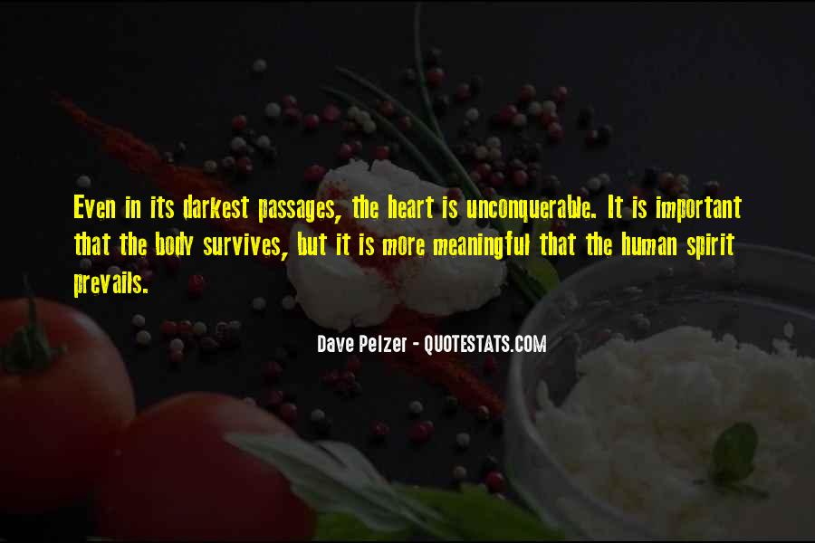 Quotes About Dave Pelzer #1710372