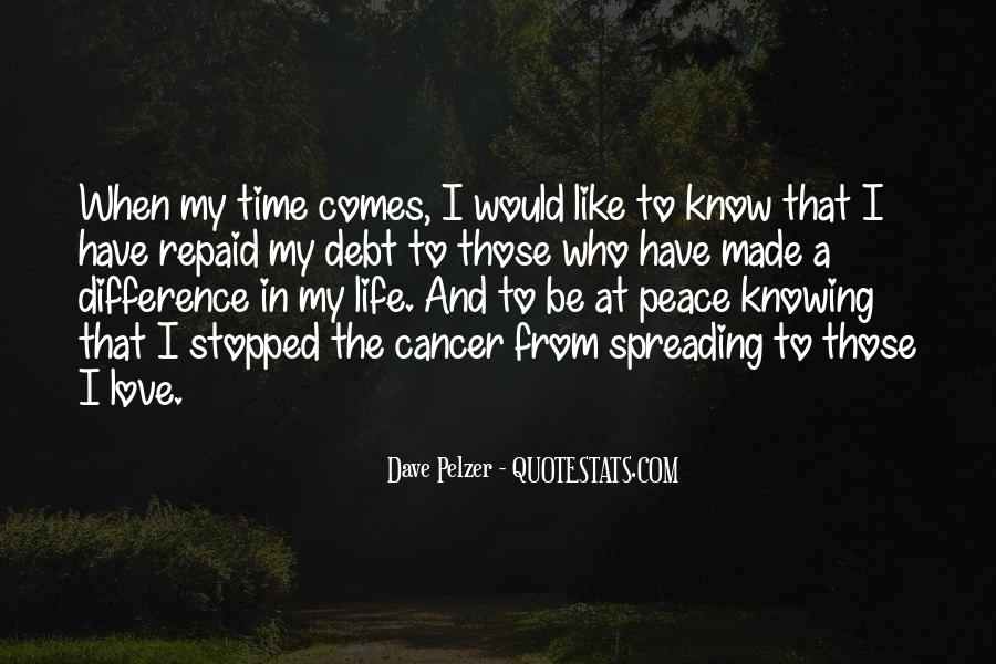 Quotes About Dave Pelzer #1784201