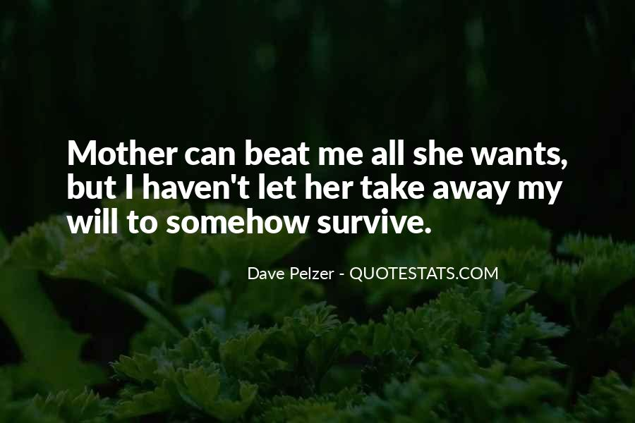 Quotes About Dave Pelzer #200573