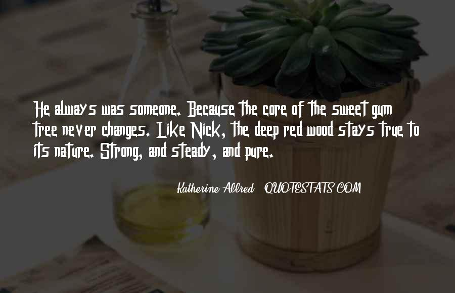 She Stays Strong Quotes #1521120