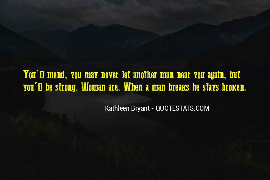She Stays Strong Quotes #589451