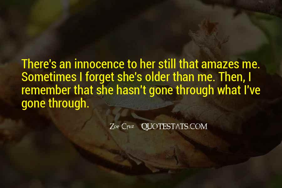 She Still Remember Me Quotes #141135