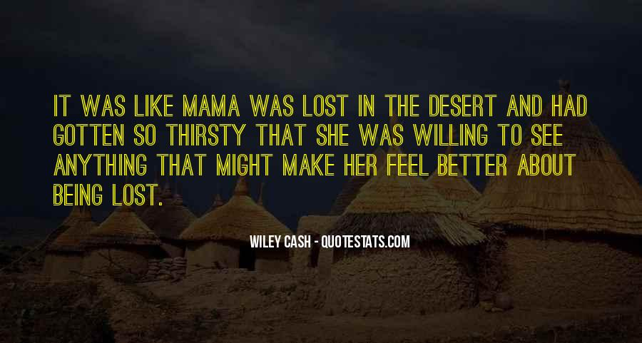 She Thirsty Quotes #731980
