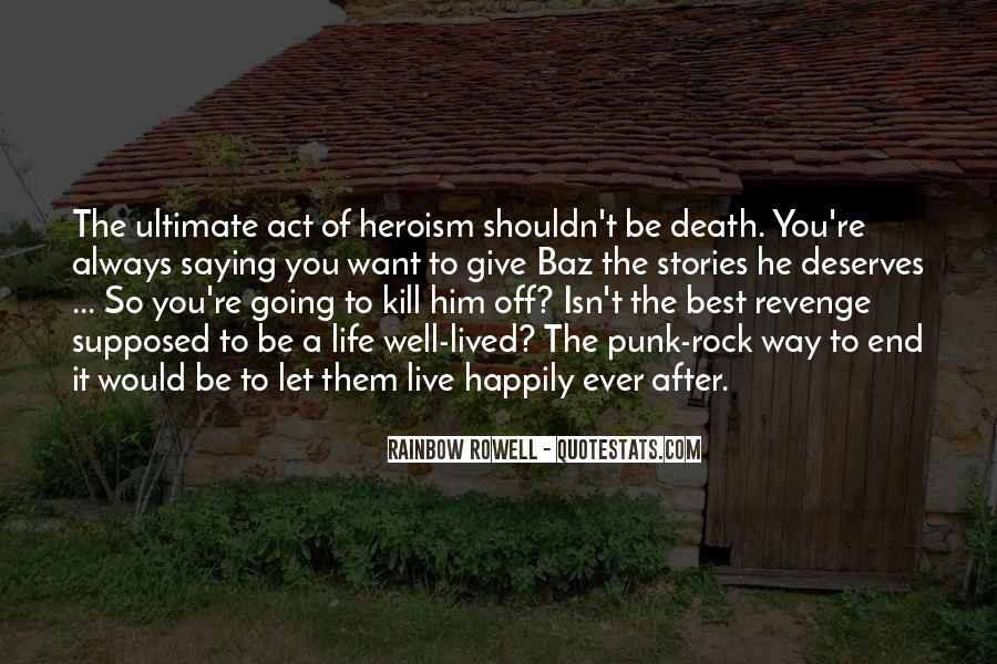 She Wants Revenge Quotes #20058