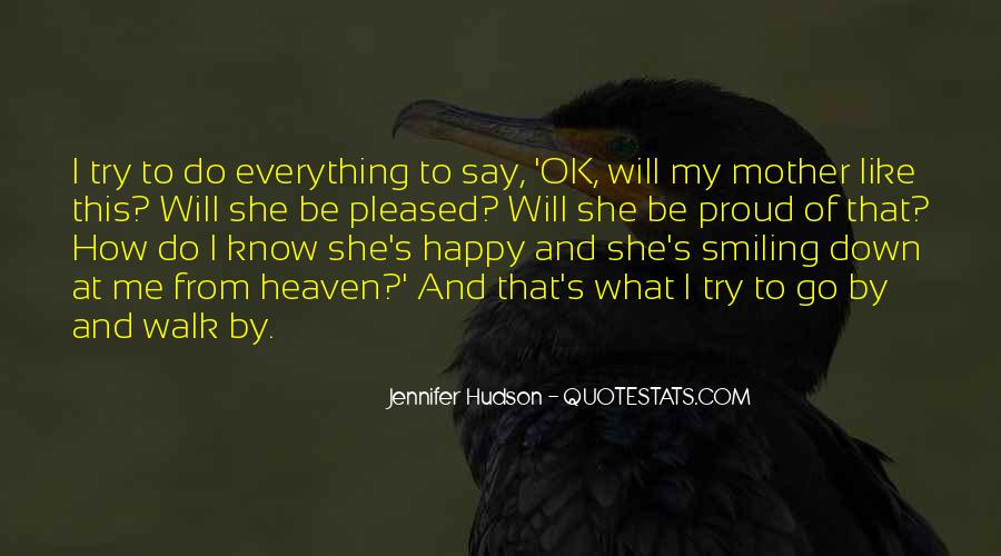 She Will Be Ok Quotes #250608