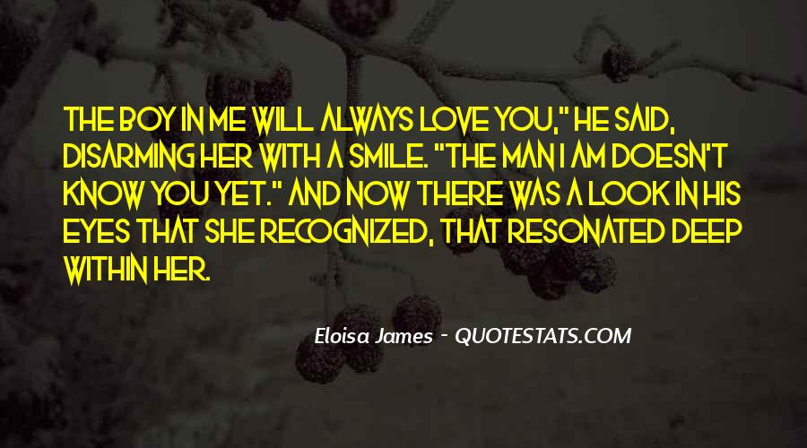 She Will Love You Quotes #310708