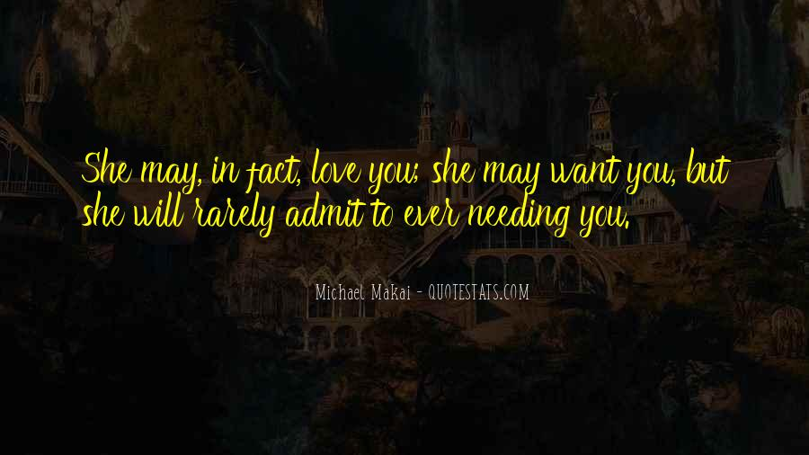 She Will Love You Quotes #632832
