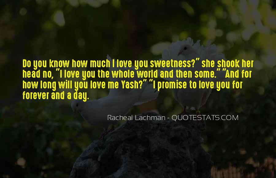 She Will Love You Quotes #791678