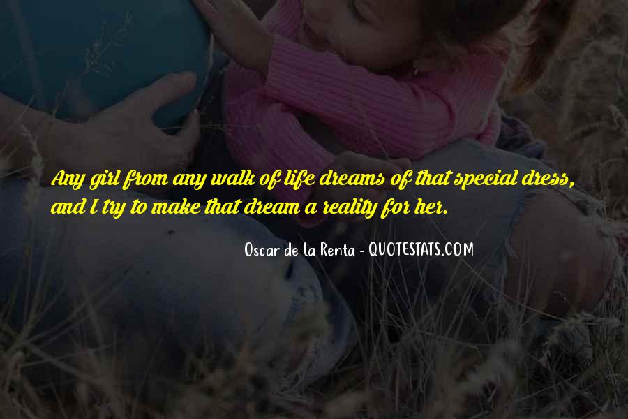 She's A Special Girl Quotes #875167